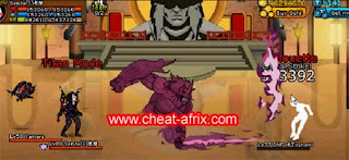 Ninja Saga All in Shop Update | Agust 2012