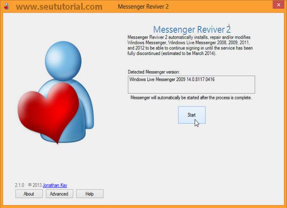 evitar atualização skype 2013