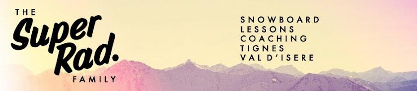 Snowboarding Lessons in Tignes