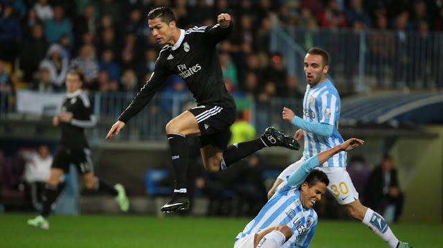 Celta Vigo vs Real Madrid La Liga Spain 2015