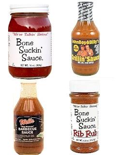 NC BBQ sauce gift