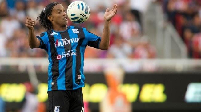 Ronaldinho Figura Jornada 14
