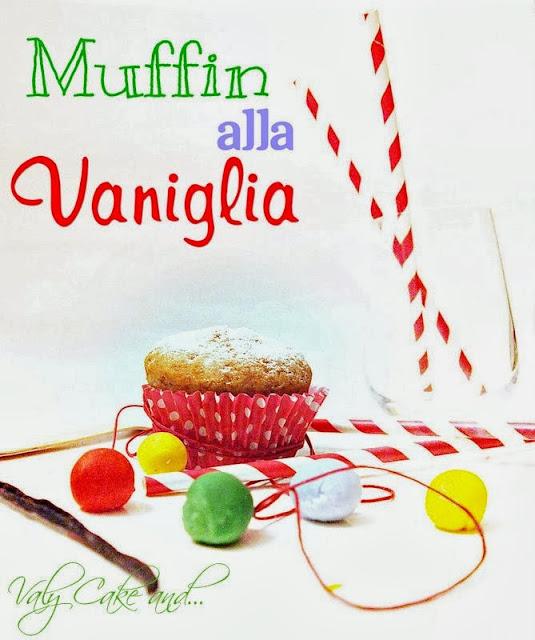 muffin e cupcake alla vaniglia