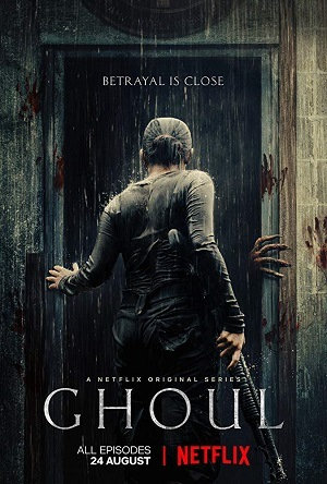 Ghoul - Trama Demoníaca Séries Torrent Download capa
