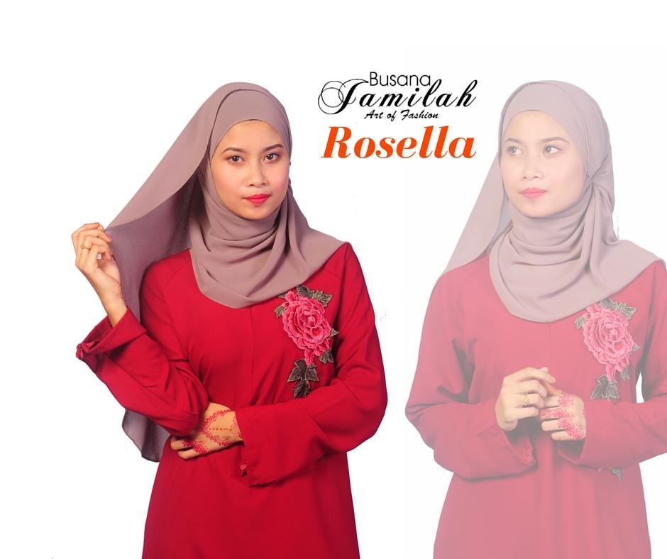 Rosella by Busana Jamilah