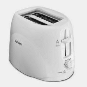 Amazon : Buy Oster TSTTR9260 2-Slice Pop-up Toaster Rs. 899 only