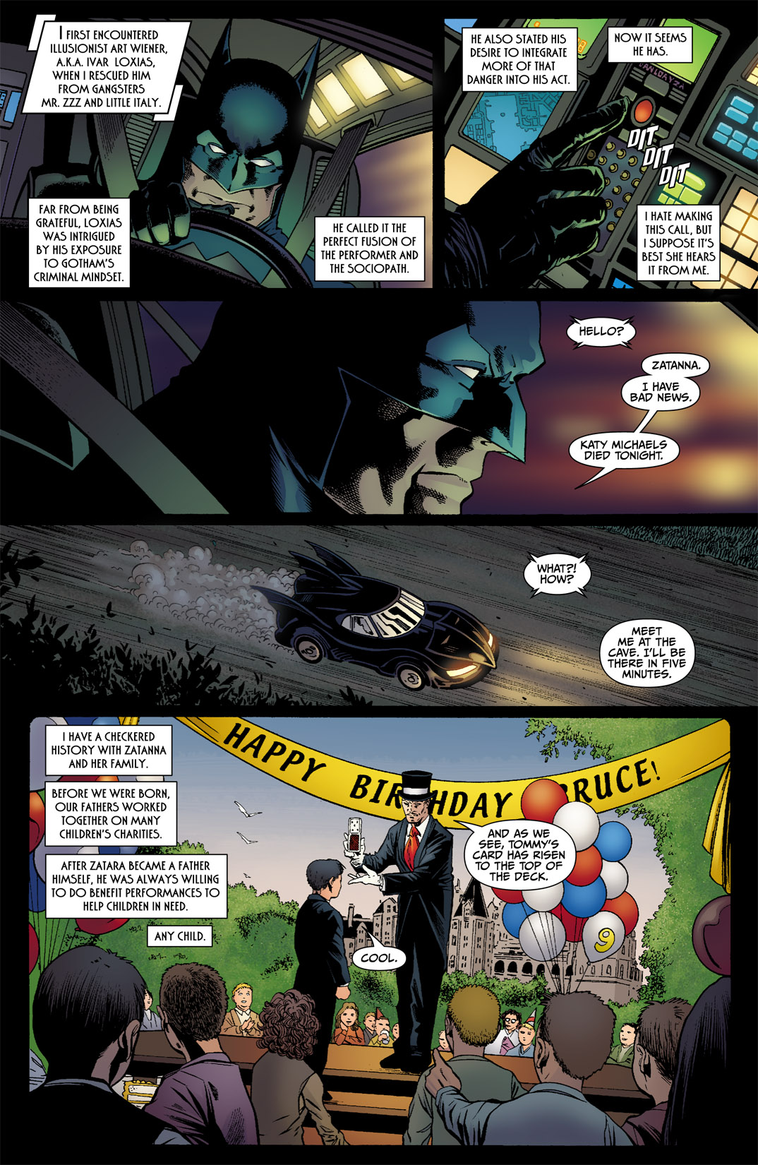 Detective Comics (1937) Issue #833 Page 6