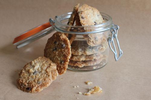 biscuit zéro déchet