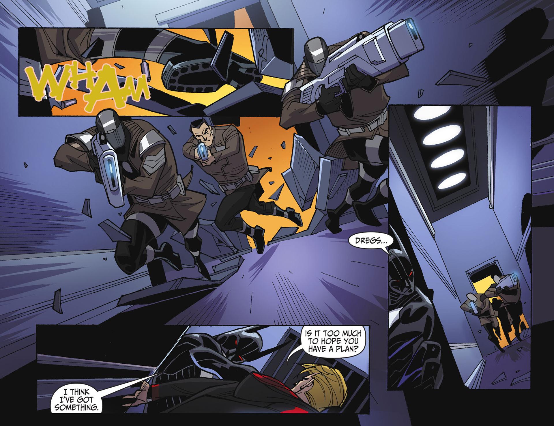 Batman Beyond 2.0 Issue #22 #22 - English 19
