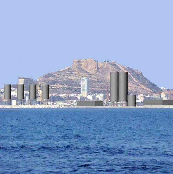 FUTURO INCIERTO DE LA CIUDAD DE ALICANTE