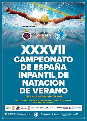 Campeonato de España Infantil de Verano.