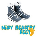 NisyHealthyFeet the correct choice for your children's feet