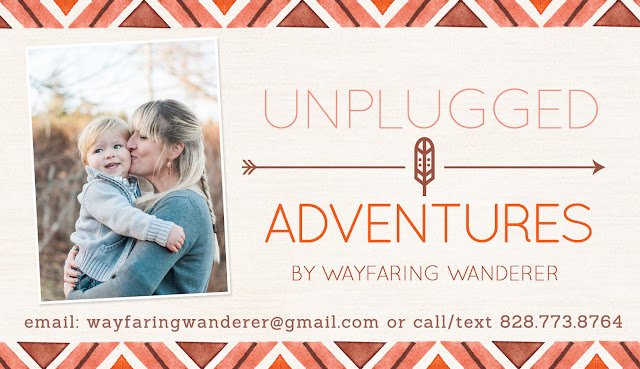Uplugged Adventures: Fall + Holiday Family Photos | Boone NC Photographer