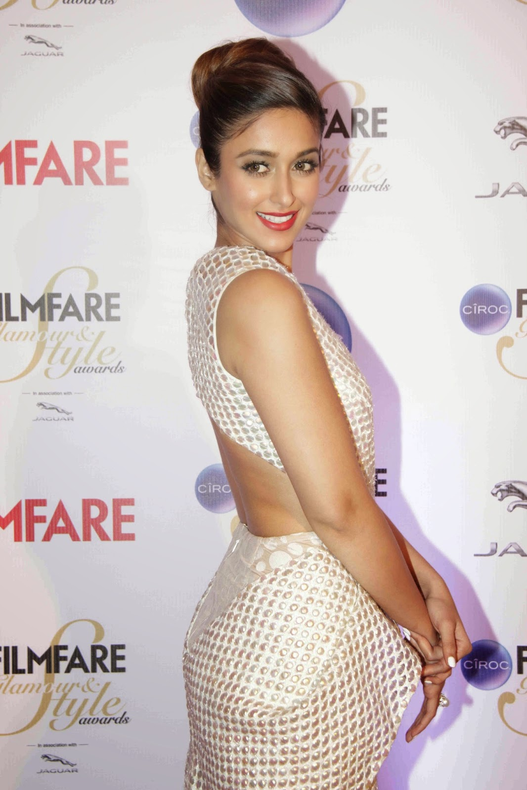 Ileana D Cruz and Jacqueline Fernandez at The Ciroc Filmfare Glamour ...