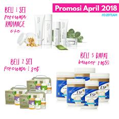 Promosi April 2018