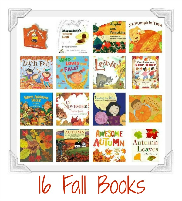 fall books for preschoolers