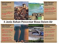 pencemaran air,bahan kimia