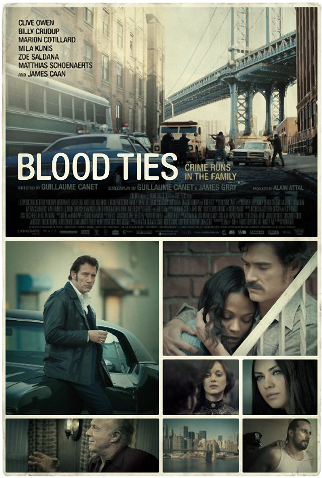 La película Blood Ties