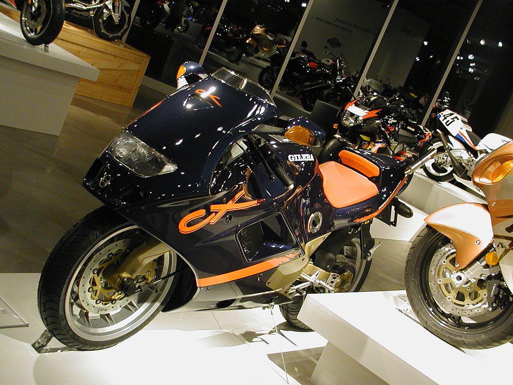 OddBike: Gilera CX125 ...
