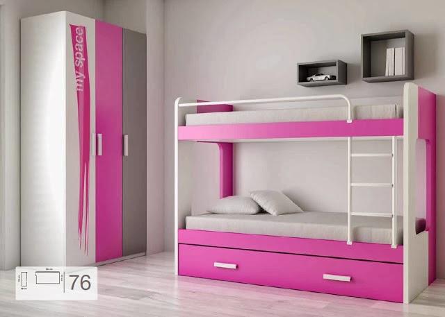 Blog dormitorios juveniles valencia qu es una litera - Literas tres camas ...