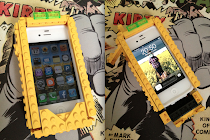 Custom Lego iphone case
