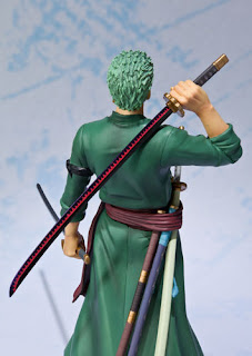 Figuarts ZERO One Piece Roronoa Zoro New World Edition Ver.