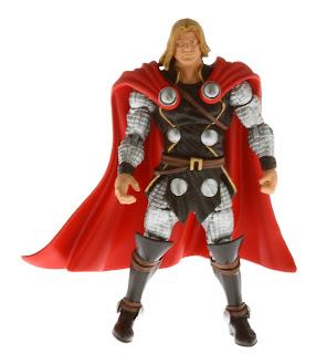 Hasbro Marvel Universe Asguardian 3-Pack Thor