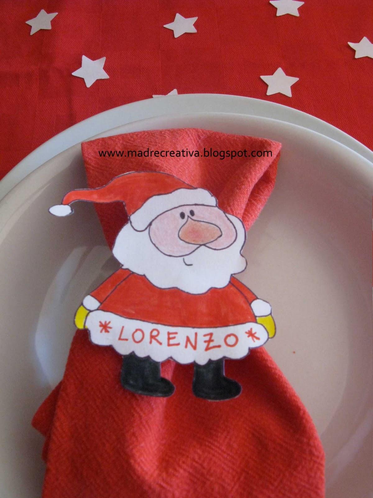 Come Decorare La Tavola Per Natale MadreCreativa #8F1E1C 1200 1600 Come Addobbare Una Sala Da Pranzo Per Natale