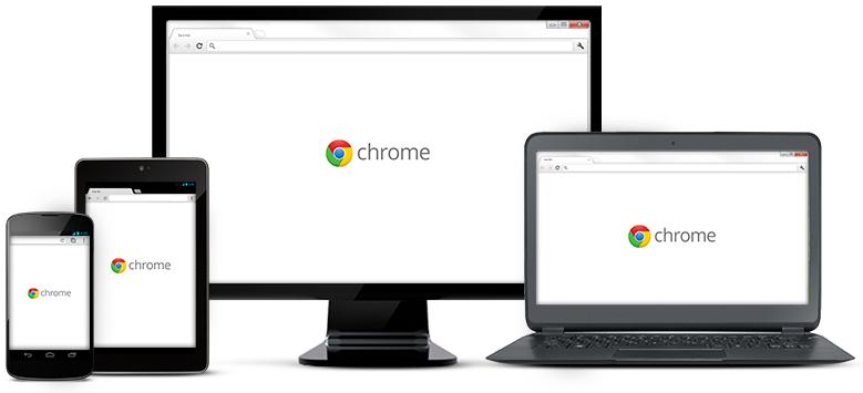 Web Browser Google Chrome