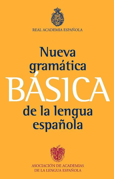 gramatica elemental de la lengua: