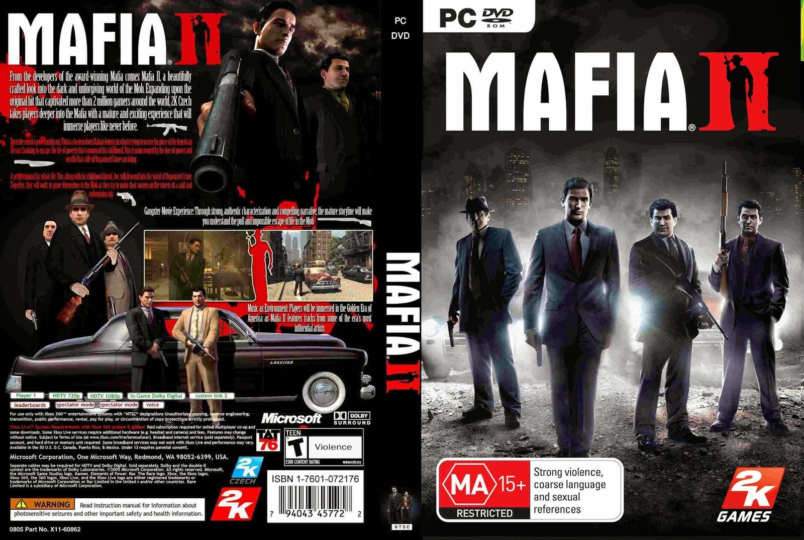 Mafia 2 completo pc mega felipe ultra downloads - How to download mafia 2 ...