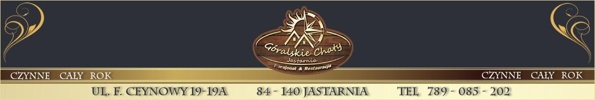 GÓRALSKIE CHATY - JASTARNIA