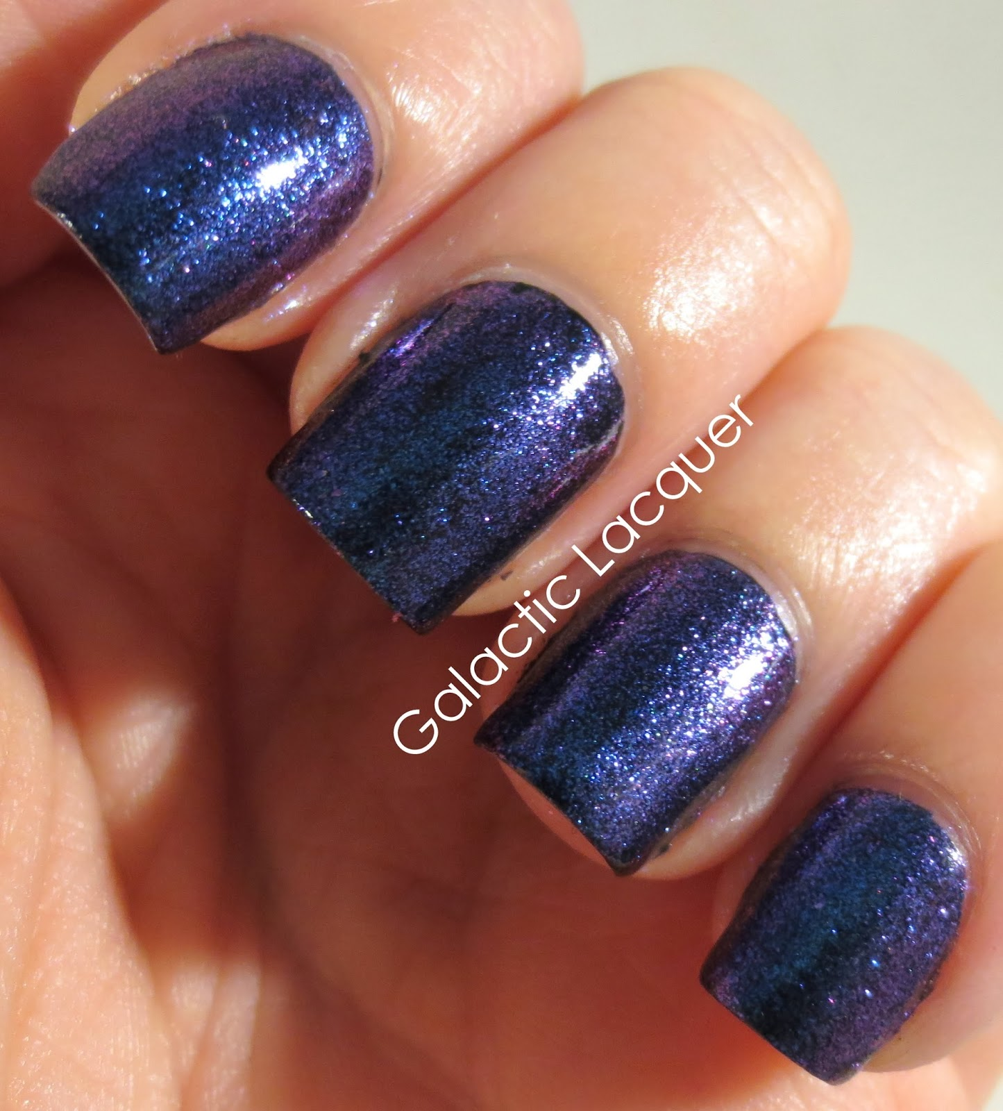Galactic Lacquer: December 2013