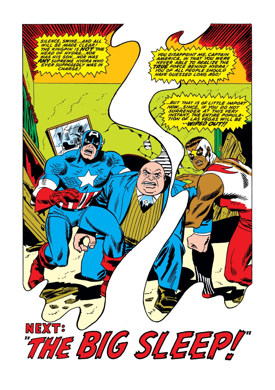 Captain America (1968) Issue #147 #61 - English 22