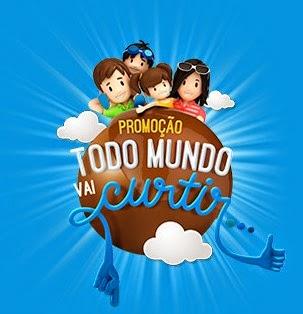 """Promoção Mondelez + Lojas Americanas: """"Todo mundo vai curtir""""."""