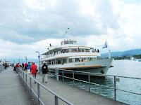 Barco lago Zúrich,Suiza, Boat Lake Zurich, Switzerland, Bateau lac de Zurich, Suisse,vuelta al mundo, round the world, La vuelta al mundo de Asun y Ricardo