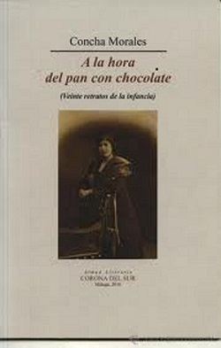 A la hora del pan con chocolate