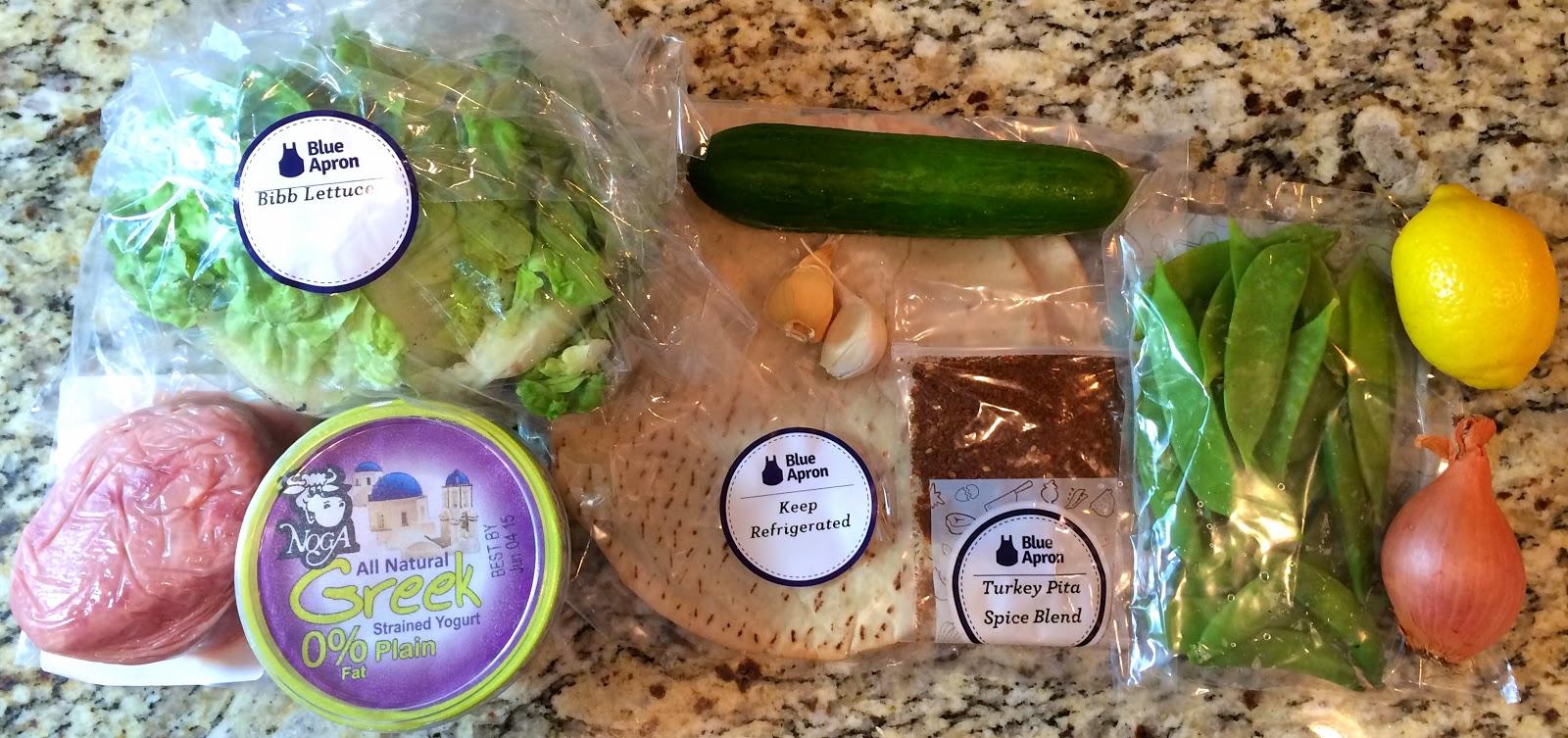 Blue apron lentil spice blend - Spiced Turkey Meatball Pitas With Sugar Snap Peas Bibb Lettuce Salad