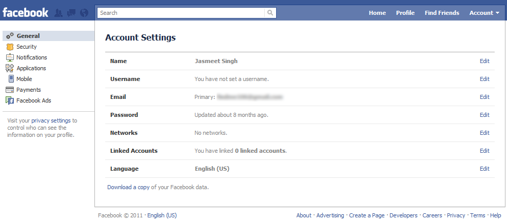 how to change picture settings on facebook