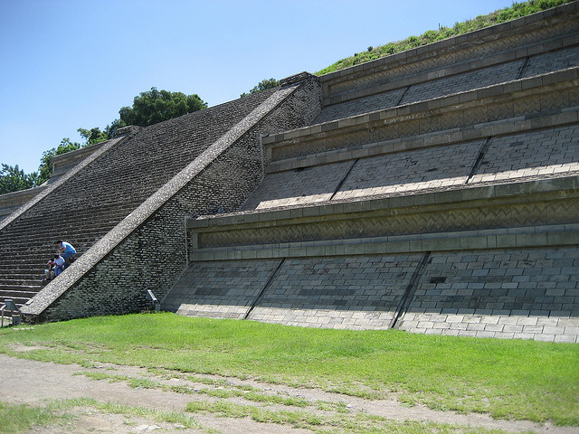 Pyramid of Cholula