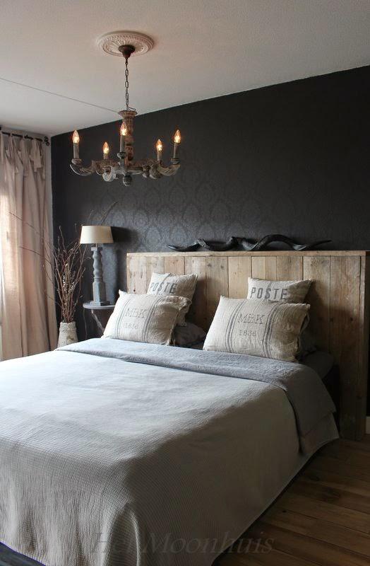 Het moonhuis houten kroonluchter - Slaapkamer kleur idee ...