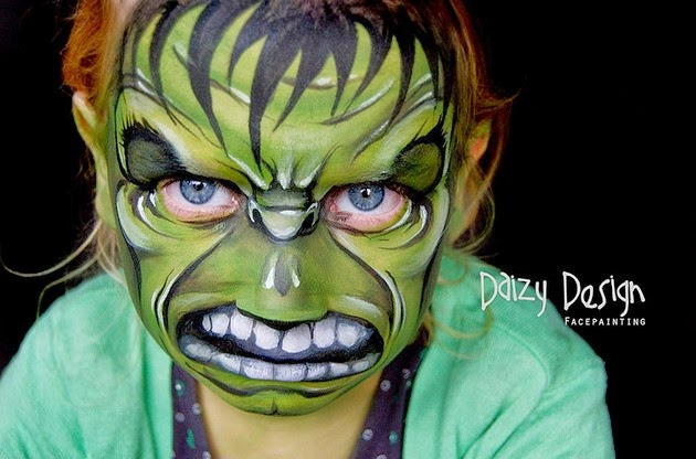 face paintings designs, kids face paintings