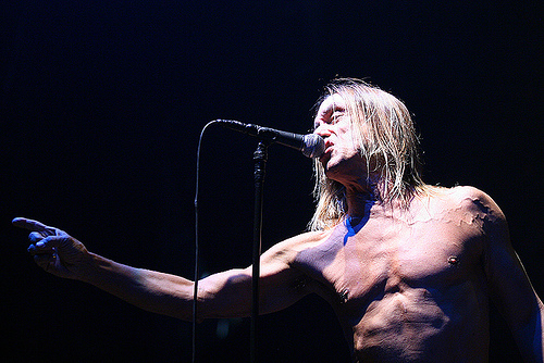 iggy pop by aleksey.const