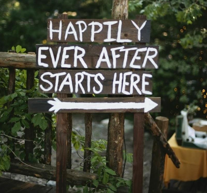 Felizes para sempre começa aqui