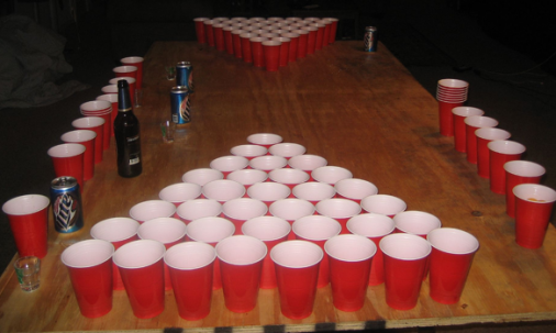 how to win beer pong