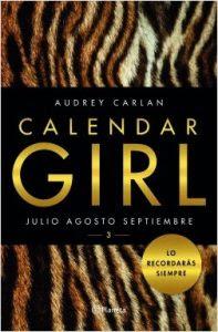 Calendar Girl 3, Audrey Carlan
