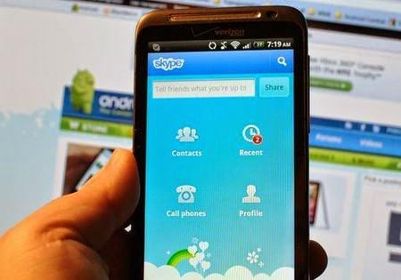 Consigue Skype gratis para tu dispositivo móvil