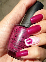Opi NL B73 Overexposed in south beach