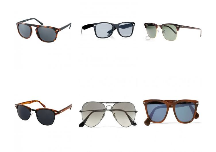 sunglasses and face shape guide