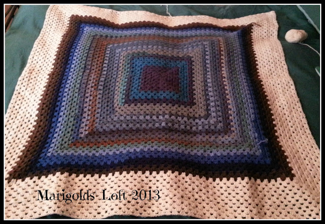 stash-busting blanket